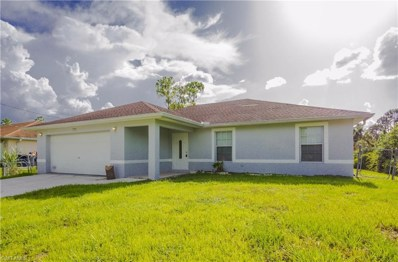 454 Genoa S AVE, Lehigh Acres, FL 33974 - MLS#: 218046622