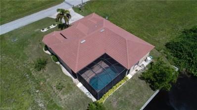 1309 14th AVE, Cape Coral, FL 33993 - MLS#: 218046792