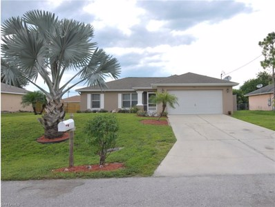 3202 36th Sw ST, Lehigh Acres, FL 33976 - MLS#: 218046887