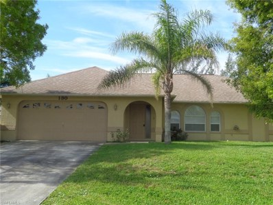 130 20th ST, Cape Coral, FL 33991 - MLS#: 218046988
