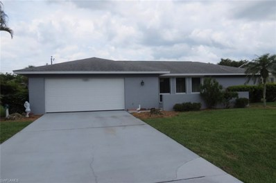 3922 2nd AVE, Cape Coral, FL 33904 - MLS#: 218047111