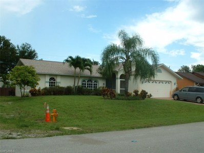 18545 Narcissus RD, Fort Myers, FL 33967 - MLS#: 218047254