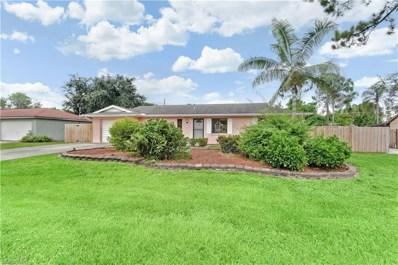 9208 Mandarin RD, Fort Myers, FL 33967 - MLS#: 218047295
