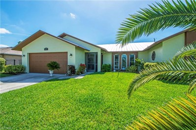 619 2nd AVE, Cape Coral, FL 33990 - MLS#: 218047486