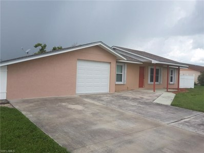 1519 Medford PL, Lehigh Acres, FL 33936 - MLS#: 218047564