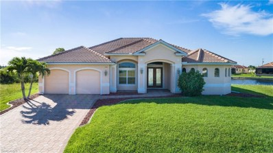 1405 34th AVE, Cape Coral, FL 33993 - MLS#: 218047635