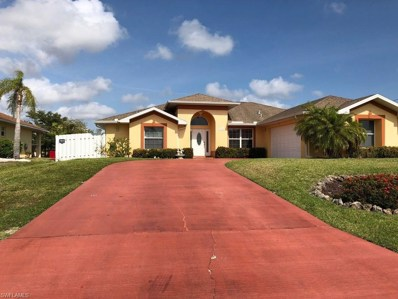 3829 17th AVE, Cape Coral, FL 33914 - MLS#: 218047648