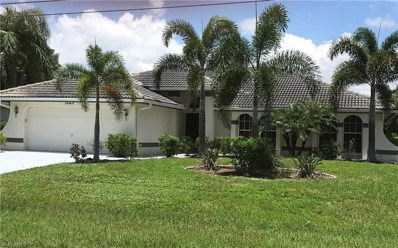 521 52nd ST, Cape Coral, FL 33914 - MLS#: 218048243