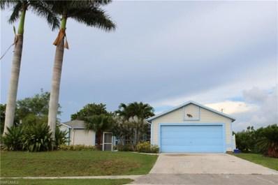 633 8th PL, Cape Coral, FL 33990 - MLS#: 218048384