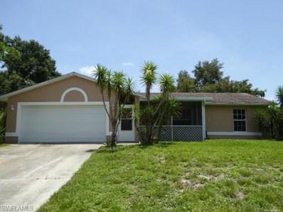 3103 8th W ST, Lehigh Acres, FL 33971 - MLS#: 218048448