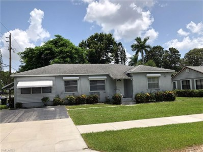 1572 Ransom ST, Fort Myers, FL 33901 - MLS#: 218048484