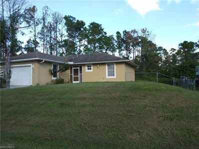 709 Puccini S AVE, Lehigh Acres, FL 33974 - MLS#: 218048504