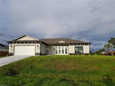1704 11th PL, Cape Coral, FL 33993 - MLS#: 218048516