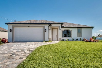 1127 2nd AVE, Cape Coral, FL 33993 - MLS#: 218048833