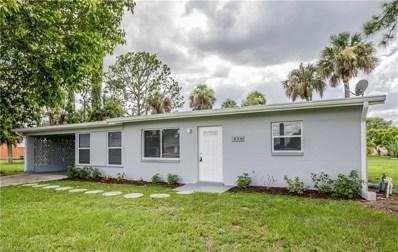109 Lincoln AVE, Lehigh Acres, FL 33936 - MLS#: 218049023