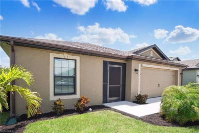 265 Shadow Lakes DR, Lehigh Acres, FL 33974 - MLS#: 218049111
