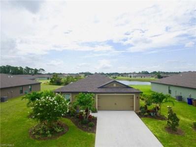 450 Shadow Lakes DR, Lehigh Acres, FL 33974 - MLS#: 218049250