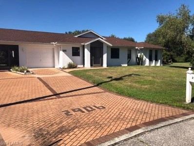 2906 Bassinger ST, Lehigh Acres, FL 33972 - MLS#: 218049467