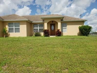 705 Gilbert N AVE, Lehigh Acres, FL 33971 - #: 218049542