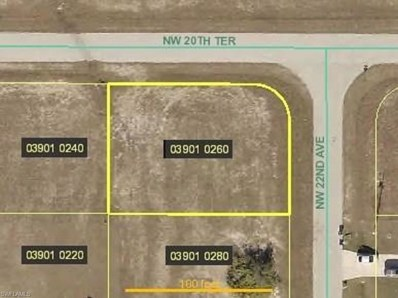 1926 22nd AVE, Cape Coral, FL 33993 - MLS#: 218049614