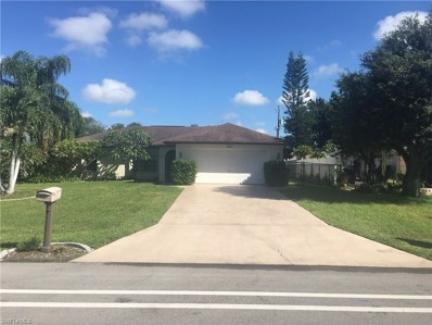 535 Archer W PKY, Cape Coral, FL 33904 - MLS#: 218049646