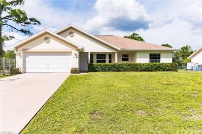 4116 16th W ST, Lehigh Acres, FL 33971 - MLS#: 218049684