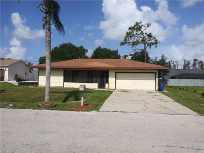 17144 Antigua RD, Fort Myers, FL 33967 - MLS#: 218049726