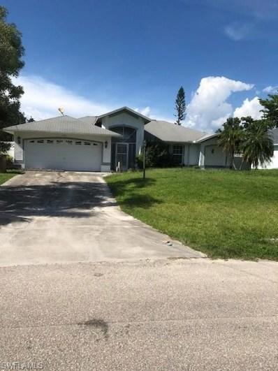 1711 3rd TER, Cape Coral, FL 33991 - #: 218049856