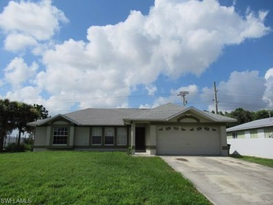2017 36th TER, Cape Coral, FL 33914 - MLS#: 218049967