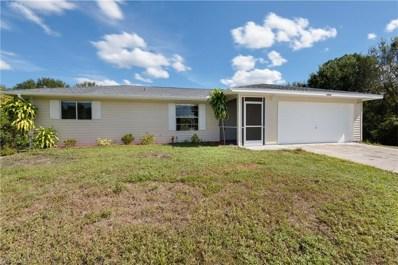6010 Latimer AVE, Fort Myers, FL 33905 - MLS#: 218050078