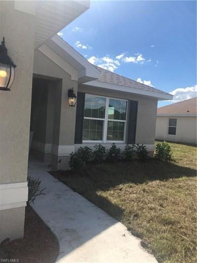 3009 48th W ST, Lehigh Acres, FL 33971 - MLS#: 218050144