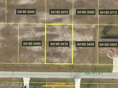3409 1st ST, Cape Coral, FL 33993 - MLS#: 218050163