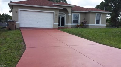 2601 42nd W ST, Lehigh Acres, FL 33971 - MLS#: 218050184