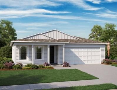 4118 16th W ST, Lehigh Acres, FL 33971 - MLS#: 218050232