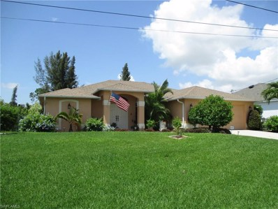 2509 2nd TER, Cape Coral, FL 33991 - #: 218050264
