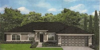3909 3rd W ST, Lehigh Acres, FL 33971 - MLS#: 218050274