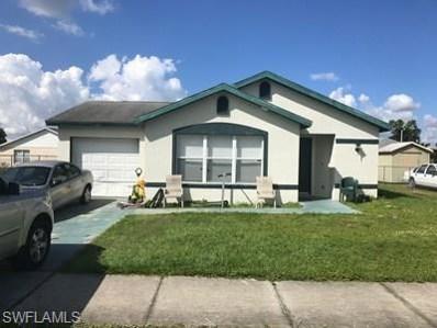 1138 Whitehead Creek LOOP, Fort Myers, FL 33916 - MLS#: 218050352