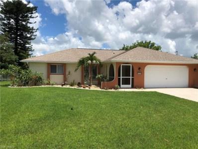 2003 8th ST, Cape Coral, FL 33990 - MLS#: 218050355