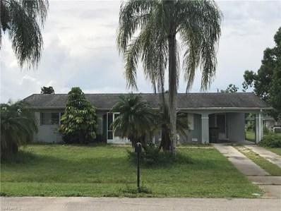 1814 Malone ST, Lehigh Acres, FL 33936 - MLS#: 218050397