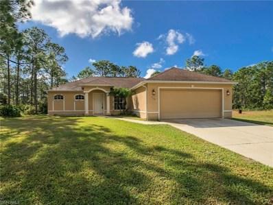 3307 54th W ST, Lehigh Acres, FL 33971 - MLS#: 218050553