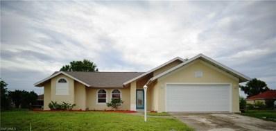 4408 5th W ST, Lehigh Acres, FL 33971 - #: 218050588