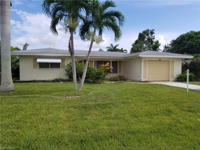 814 Montclaire CT, Cape Coral, FL 33904 - MLS#: 218050738