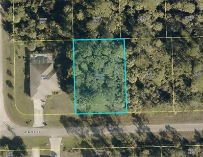 3776 Kemper ST, Fort Myers, FL 33905 - MLS#: 218050996