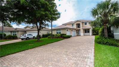 9507 Silver Pine LOOP, Fort Myers, FL 33967 - MLS#: 218051000