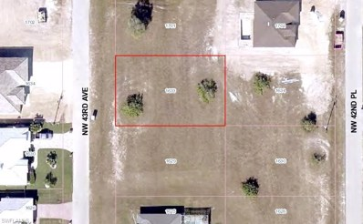 1633 43rd AVE, Cape Coral, FL 33993 - MLS#: 218051276