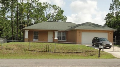 3314 34th W ST, Lehigh Acres, FL 33971 - MLS#: 218051403
