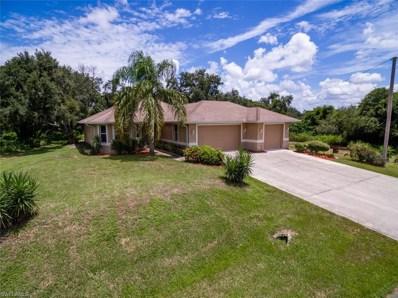 3902 38th Sw ST, Lehigh Acres, FL 33976 - MLS#: 218051423