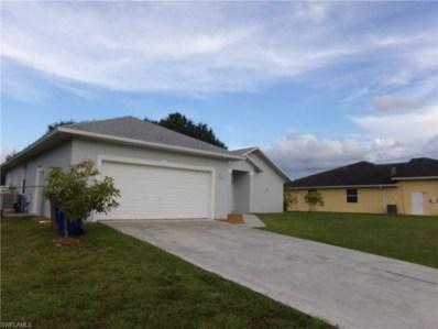 518 Williams AVE, Lehigh Acres, FL 33972 - MLS#: 218051468