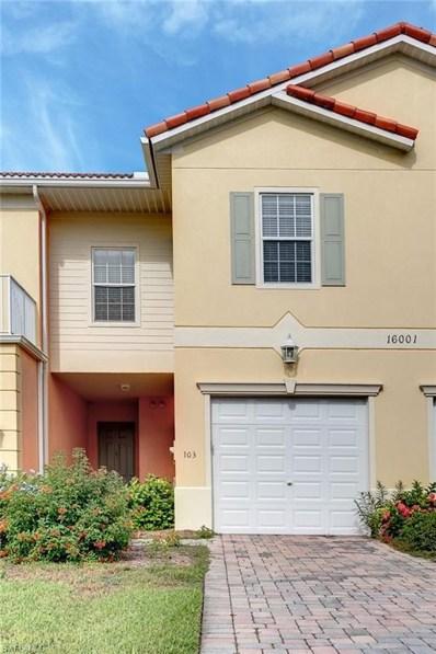 16001 Via Solera CIR, Fort Myers, FL 33908 - MLS#: 218051485