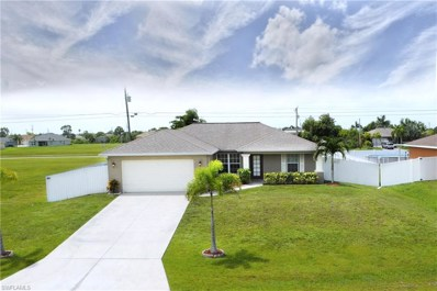 206 16th TER, Cape Coral, FL 33909 - MLS#: 218051571